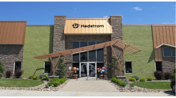 Hedstrom World Headquarters Sale-Leaseback