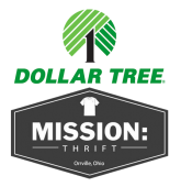 Wooster, Ohio - Dollar Tree Now Open and Mission: Thrift Coming Soon