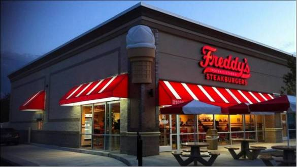 Freddy's Steakburgers