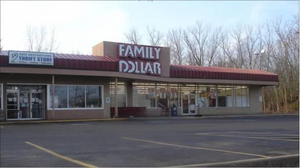NNN Family Dollar