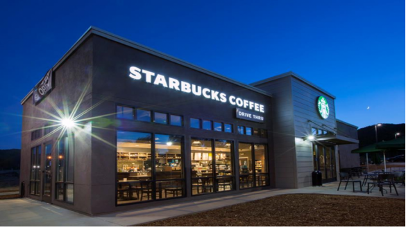 Starbucks 10-Year Net Lease