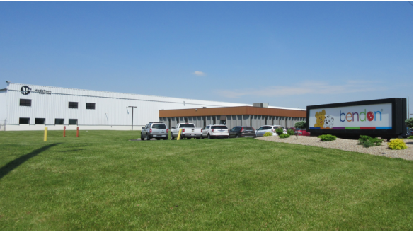 Bendon Publishing Anchored Industrial - 100% Leased