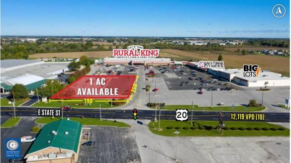 Rural King Outlot Opportunity