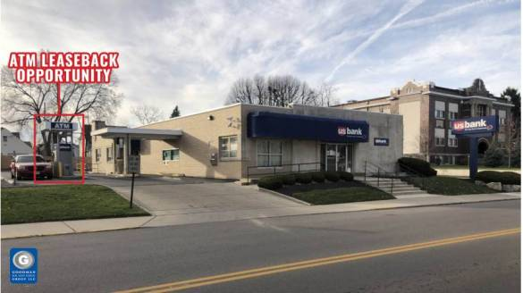Former Bank Building - West Milton, OH