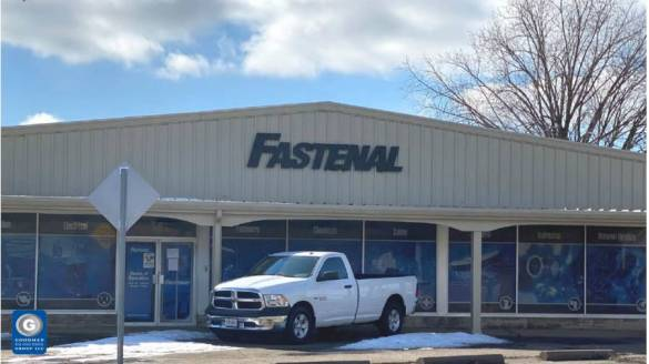 Fastenal Anchored | Multi-Tenant Building