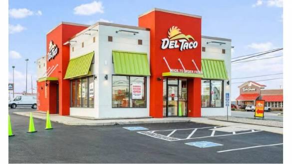 NNN 20-Year Lease   Del Taco